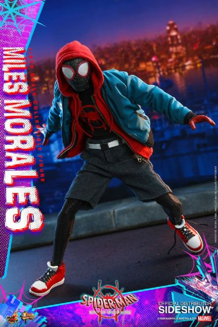 *Pre Order* Hot Toys 1:6 Marvel Spider-Man Into the Spider-Verse Miles Morales